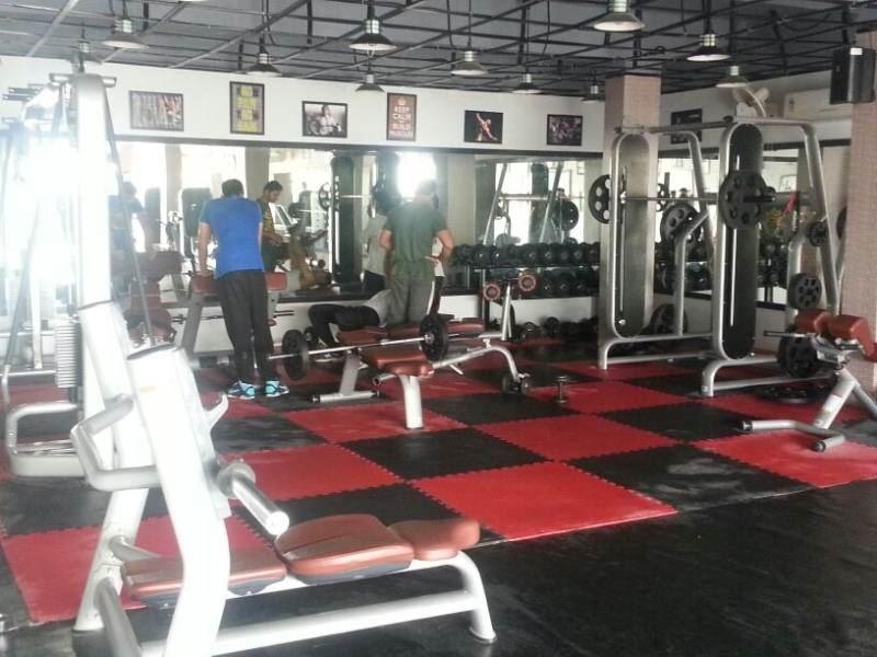 Matalic Gym Shri Ganganagar