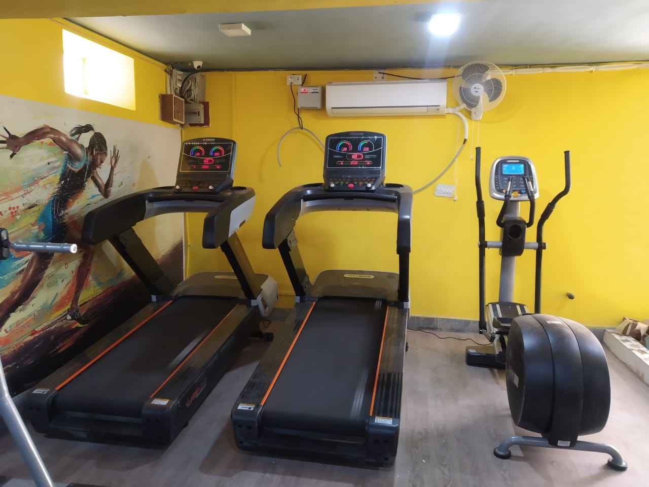 Flex Zone, The Fitness Hub,  Ajmer
