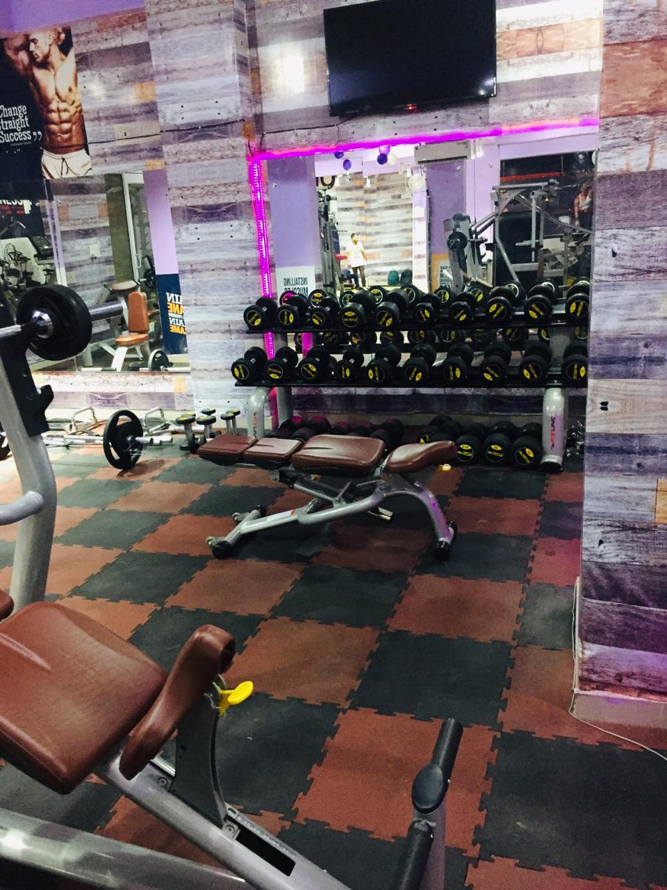 7Fitness club Alwar Rajasthan